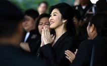 Bà Yingluck đã qua Nhật, sẽ họp báo tại Hong Kong
