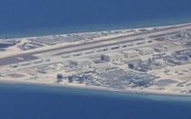 Đô đốc Mỹ tố Trung Quốc xây đến 7 căn cứ quân sự ở Biển Đông