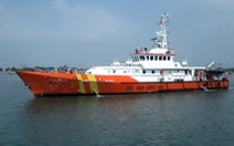 Chìm tàu cá 12 người, bốn ngư dân chết, mất tích