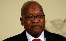 Tổng thống Nam Phi chết vì lợi ích nhóm như thế nào?