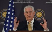 Ngoại trưởng Mỹ nói 'đang lắng nghe tín hiệu' từ Triều Tiên