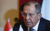 Nga phản pháo cáo buộc can thiệp bầu cử