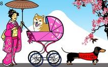"""Nước Nhật và """"Đạo chó"""""""