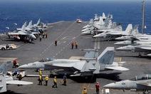 Hải quân Mỹ cứ tuần tra Biển Đông bất chấp Trung Quốc
