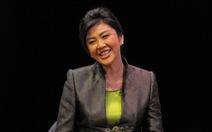 Cựu Thủ tướng Yingluck tới Singapore hôm nay?
