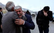 Máy bay chở khách Iran rơi thật hay không?