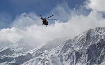 Iran huy động 120 nhà leo núi tìm kiếm máy bay rơi