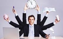 8 kỹ năng quản lý thời gian
