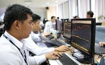 Chứng khoán hứng khởi sau Tết, Vn Index tăng 27 điểm