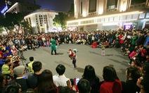 Hà Nội chưa đồng ý mở rộng không gian phố đi bộ