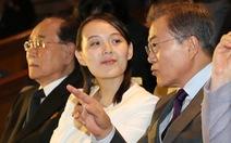 Hàn Quốc tốn hơn 5 tỉ đồng đón em gái Kim Jong Un