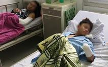 Nghệ An sẽ xử lý 13 người bị thương do đốt pháo Tết