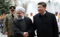 Trung Quốc ngấm ngầm mở rộng ảnh hưởng ở Trung Đông