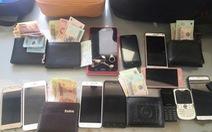 Bắt 'siêu trộm' lấy tài sản của 14 người ở Đầm Sen