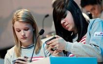 Sinh viên Mỹ than 'lỗ' khi học luật