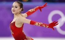 Bông hồng nước Nga 15 tuổi chinh phục sân băng Olympic 2018
