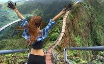 'Lên thiên đường' ở Hawaii