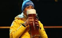 Đức vươn xa ở Thế vận hội nhờ... bia?