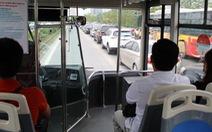 Sẽ cho xe thường chạy vào làn buýt nhanh BRT