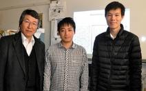 Hai sinh viên Việt thắng giải về trí tuệ nhân tạo tại Nhật