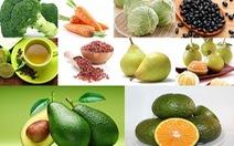 10 thực phẩm giúp giảm cân