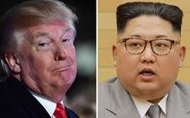 Ông Trump ngỏ ý đối thoại với Bình Nhưỡng