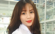 Dược sĩ 9x hút ngàn like nhờ ảnh áo blouse trắng