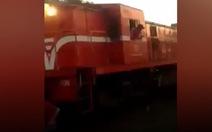 Hai tàu lửa suýt tông nhau: Bộ Giao thông yêu cầu báo cáo