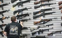 30 ngàn người thiệt mạng vì súng hàng năm ở Mỹ