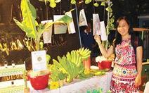 Trồng chuối kết hợp trồng rau, nuôi cá