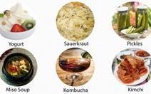 Lợi ích của prebiotic và probiotic đối với sức khỏe con người