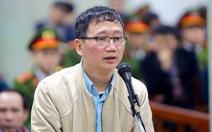 Trịnh Xuân Thanh xin 'nếu có chết thì chết trong vòng tay vợ con'