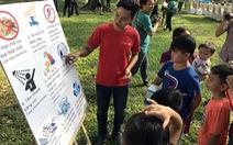 Phát động dự án bảo tồn nước ở Tràm Chim, sông Vũ Gia - Thu Bồn