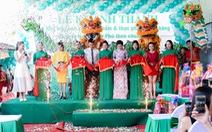 Công ty Ngô Thanh Phú khánh thành nhà máy đạt chuẩn CGMP