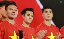 U23 Việt Nam bất ngờ nhận giải WeChoice 2017