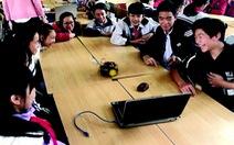 Những trường làng bước vào hành trình mới