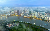 Sài Gòn mây sa đoạt giải nhất ảnh Bản sắc Việt tháng 12