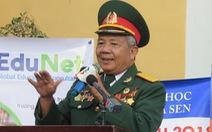 Buổi chào cờ đặc biệt với nhân chứng Biệt động Sài Gòn