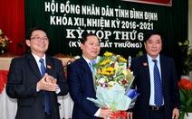 Bầu ông Nguyễn Phi Long làm phó chủ tịch UBND tỉnh Bình Định