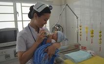 Hơn 2.600 trẻ sơ sinh được bú từ ngân hàng sữa mẹ