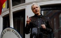 Nỗ lực thoát lẩn trốn bất thành của ông chủ WikiLeaks