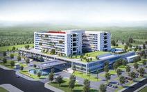 Xây dựng bệnh viện có bãi đỗ trực thăng tại Tiền Giang