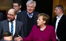Chấp nhận nhượng bộ, bà Merkel sắp có chính phủ mới