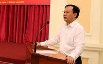 Ông Nguyễn Văn Sinh làm thứ trưởng Bộ Xây dựng