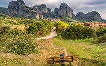 Tới Hy Lạp khám phá tu viện trên mây