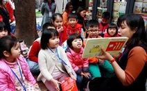 We love reading: hãy đọc sách cho con