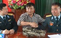 Quân chủng Phòng không vào cuộc vụ máy bay Mig-21U mất tích