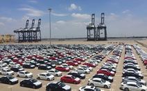 Xe hơi nhập tuần đầu tháng 3 bằng 64 lần 2 tháng đầu năm