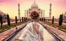 Vẻ đẹp của 'ngôi đền tình yêu' Taj Mahal
