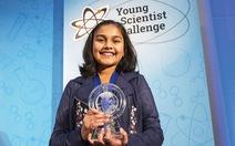 Nhà phát minh 12 tuổi thắng giải 25.000 đô la